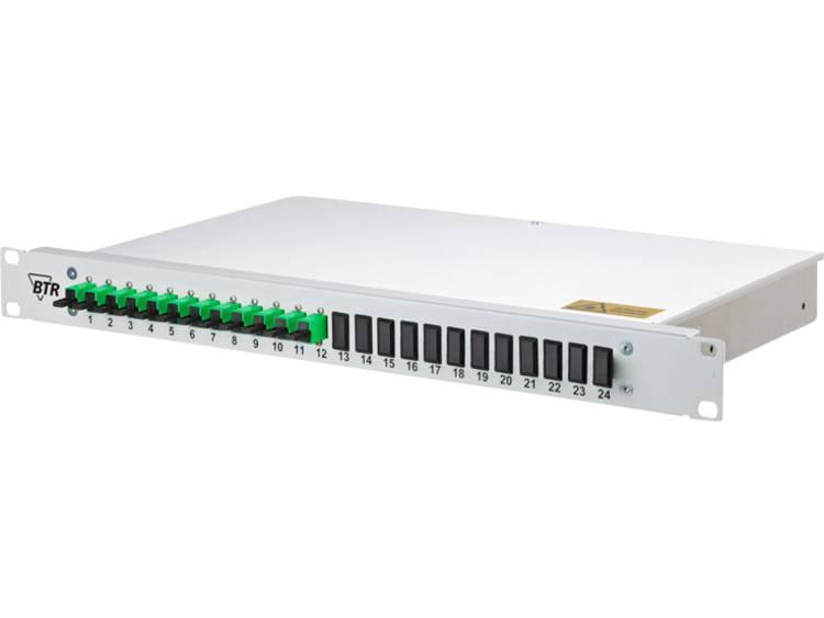 Metz Connect 1502095912-E Glasvezel-patchpaneel 12 poorten 1 HE