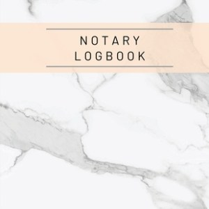 Notary LogBook: Notorial Record Acts By A Public Notary - 200 Entry Notary Record Log Book
