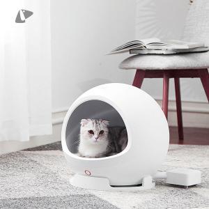petkit automatisch dierenhuis smart bedden matten veiligheid nest koud warm ontwerp intelligente gezondheid app controle met wifi draadloze controller voor kat hond slaapt pes bed