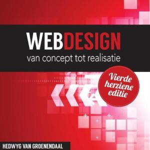 Webdesign - Hedwyg van Groenendaal - Paperback (9789462450363)