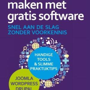 Websites maken met gratis software - Eric Tiggeler - Paperback (9789012583640)