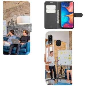 Samsung Galaxy A30 Telefoonhoesje Maken met Foto