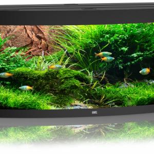 Juwel Aquarium Vision 450 Led 151x61x64 cm - Aquaria - Zwart Ca. 450 L