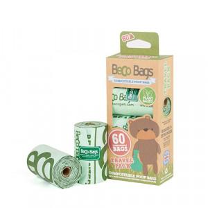 Beco Bags Poepzakjes Compostable - 60 stuks Per verpakking