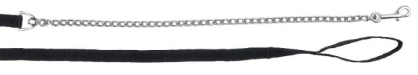 Hofman Geleidelijn met ketting zwart 250cm