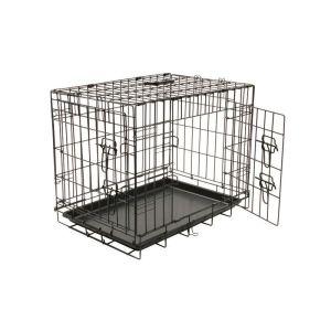 Keddoc Bench Extra Strong Line Zwart M Hondenbench & -hok