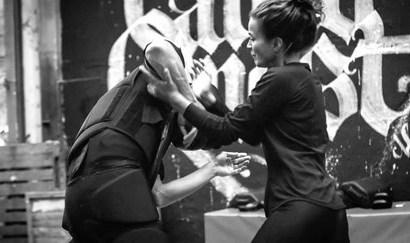 Een nieuwe vorm van zelfverdediging voor vrouwen