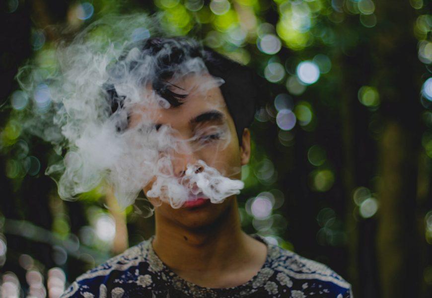 Stappen naar verslaving vrij zijn