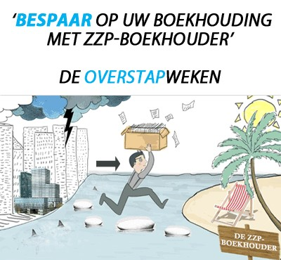 Boekhouder Rotterdam online zzp-boekhouder