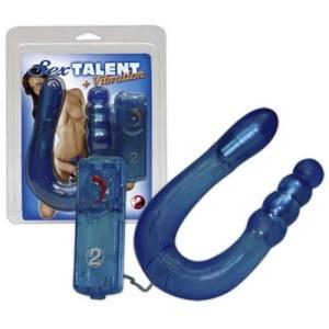 Sex Talent Dubbele Vibrator