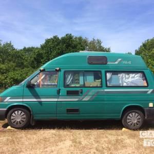 Volkswagen camper uit 1997