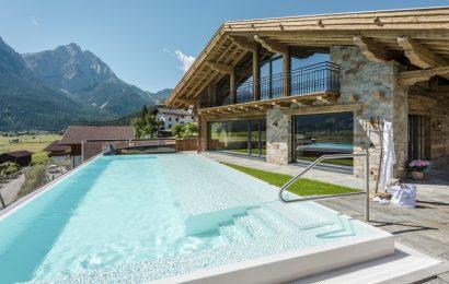 Hotel Post Lermoos breidt luxe Spa-complex groots uit