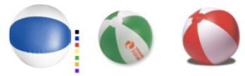 Waarom zou je deze strandballen willen bedrukken?