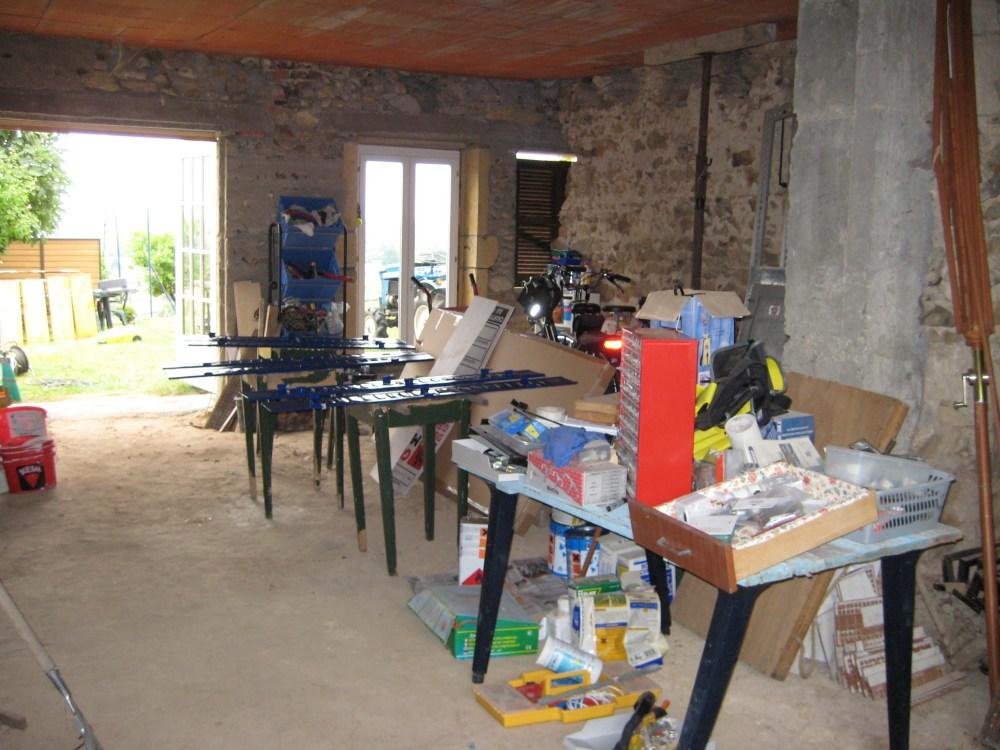 Fase 2: Nieuw balkenplafond 1e verdieping (3/4)
