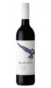 Allée Bleue Blue Owl Merlot Image