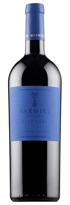 Warwick Warwick Blue Lady Image