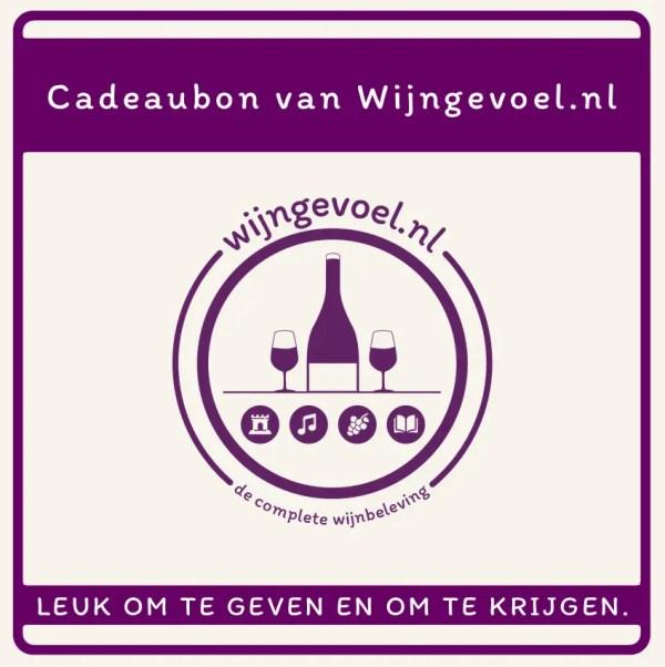 Cadeaubon wijngevoel.nl