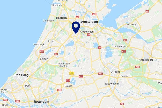 Koerier Schiphol