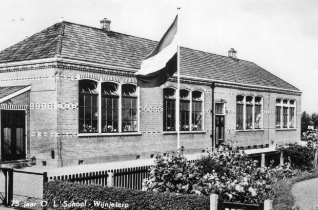 HF Weinterp Durk school 1959