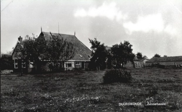 HF Duerswald Durk D-woude Zonneheuvel