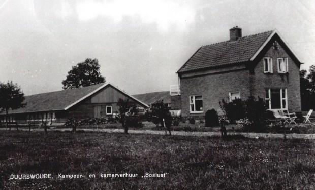 HF Duerswald Durk Kampeer en Kamerverh-Boslust