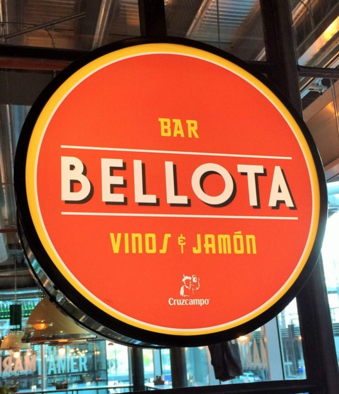 Grand Central Food Market Bellota