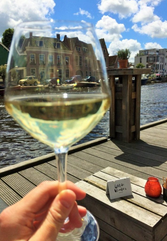 Leuke restaurants in Leiden: Lot en de Walvis