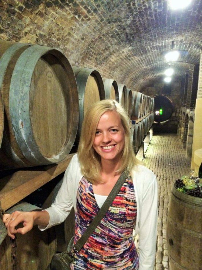 Wijnproeverij Maastricht bij Thiessen: wijnkelder