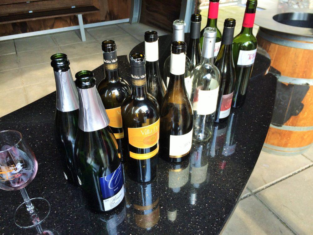 Wijnproeverij Maastricht bij Thiessen: de wijn!