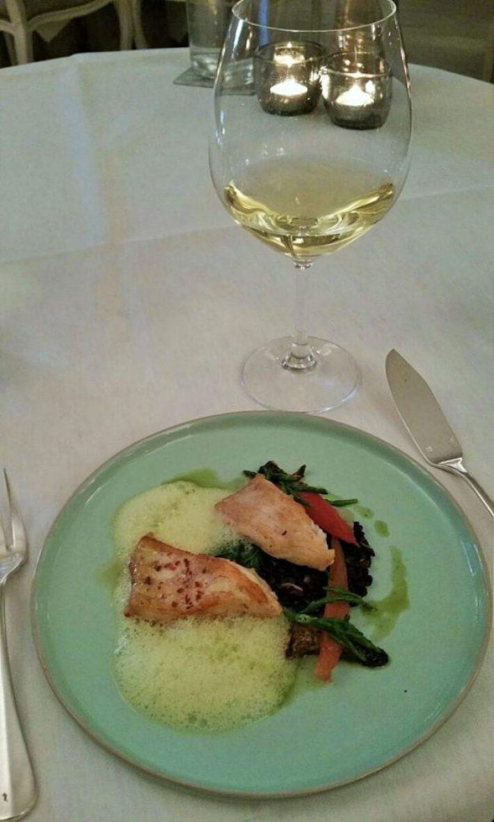 restaurant kasteel heemstede wijn binnen