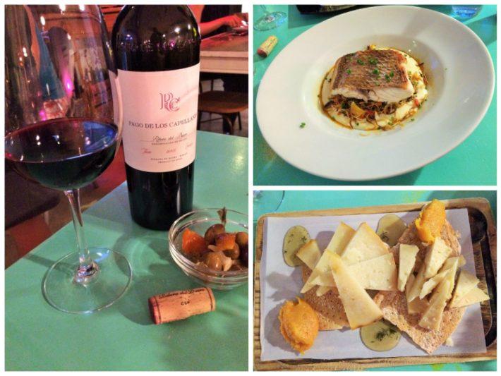 Leuke restaurants in Sevilla: eten bij El Contenador