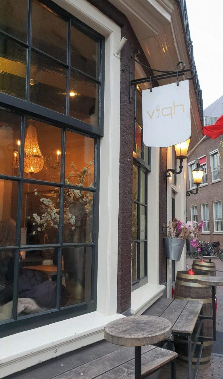 wijnbar Viqh Haarlem