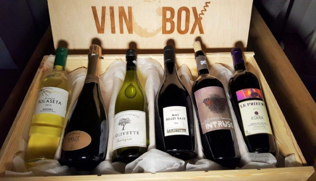 Vinobox wijnabonnement