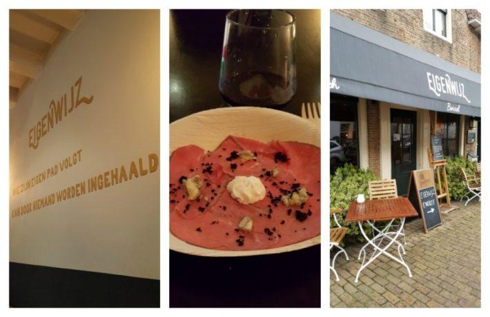 Leuke restaurants voor lekker uit eten in Voorburg: restaurant Eigenwijz