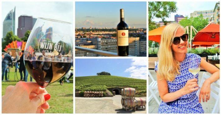 samenwerken met een wijn blog