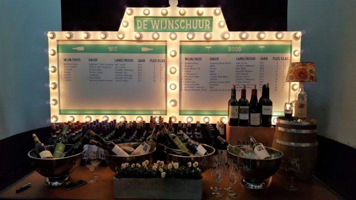 Bacchus wijnfestival: de Wijnschuur
