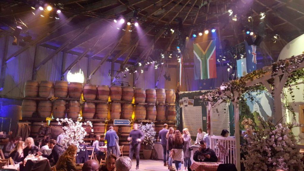 amsterdam winefestival