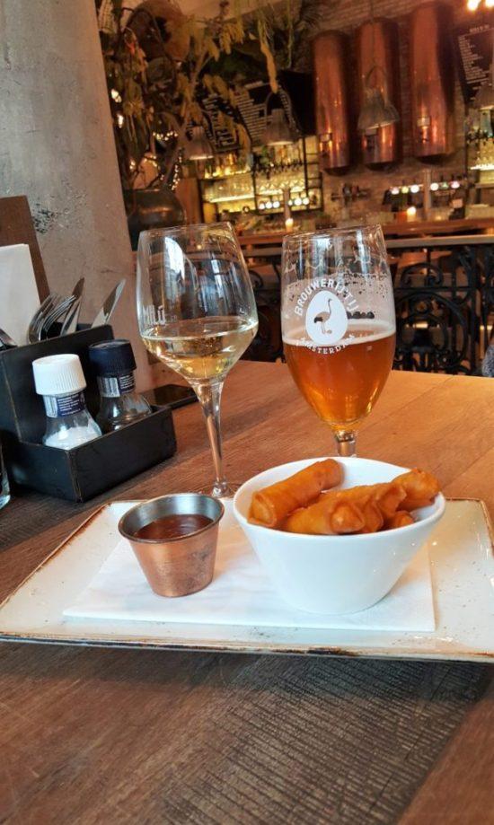 Restaurant Milu Den Haag