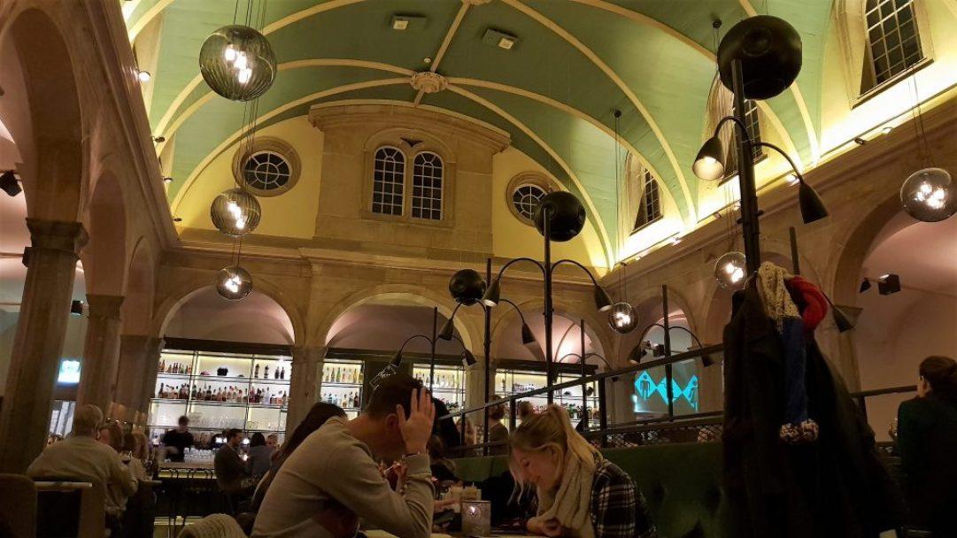 Leuke restaurants in Leiden: de Waag
