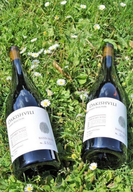 Georgische wijnen