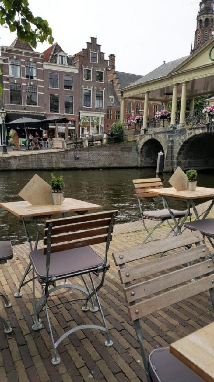 Leuke restaurants in Leiden: Jeanpagne