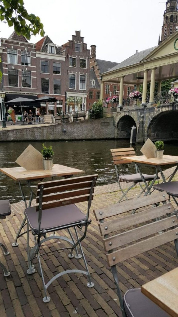 Leuke restaurants in Leiden: Jeanpagne