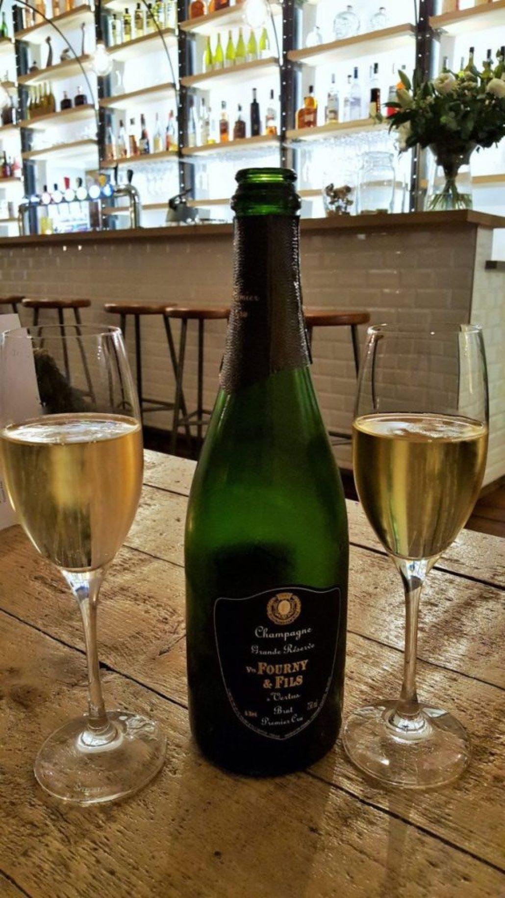 Veuve Fourny Champagne Brut Grande Réserve Premier Cru