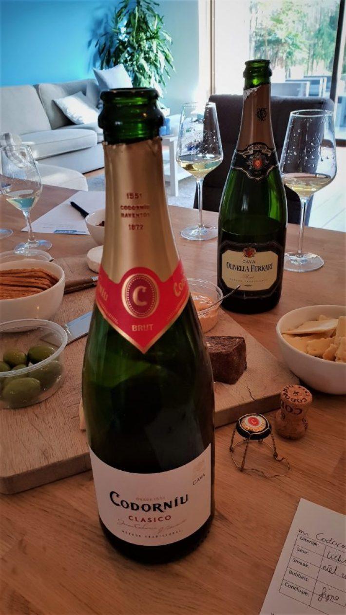 alternatieven voor champagne: Codorniu Cava