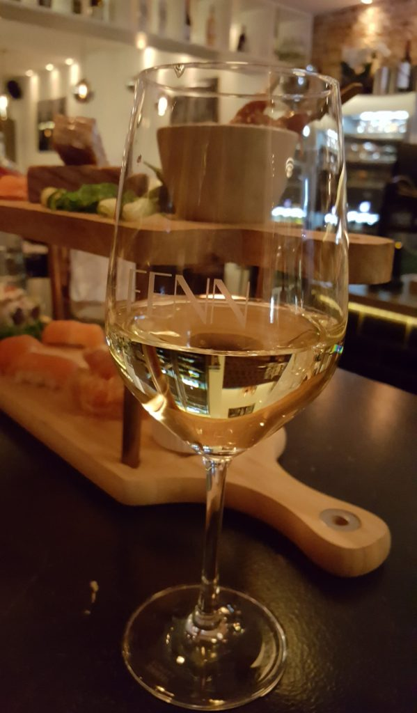 Fan van restaurant en wijnbar Fenn!