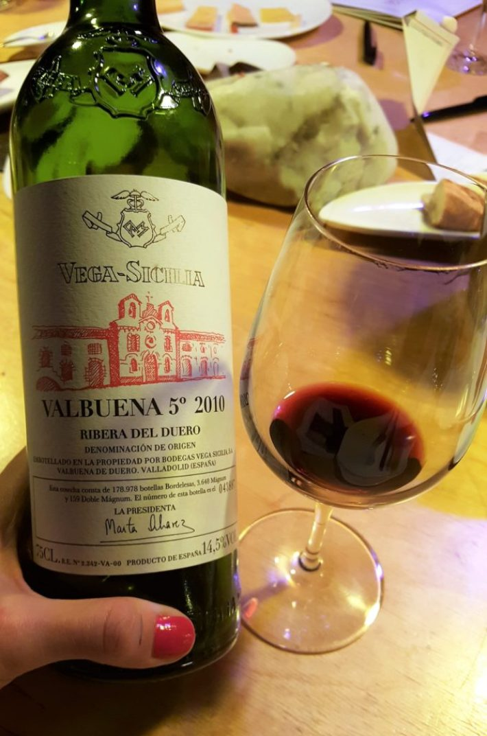vega sicilia ribera del duero wijn