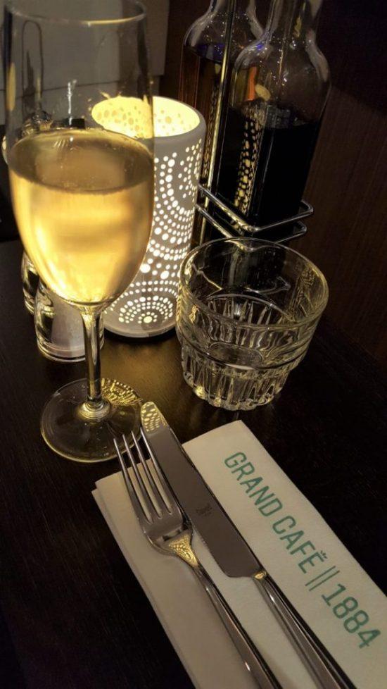Grand Café 1884 Amsterdam review
