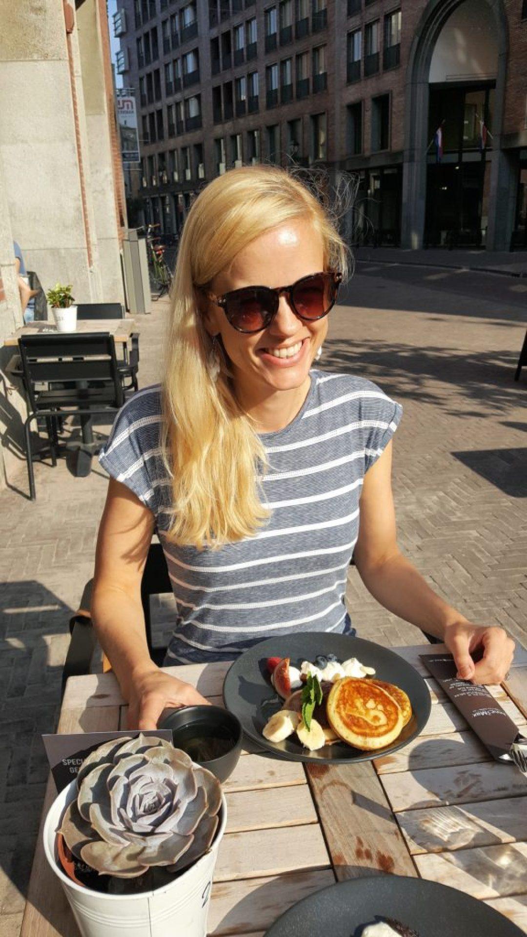 leuke restaurants in Den Haag: Anne & Max buiten