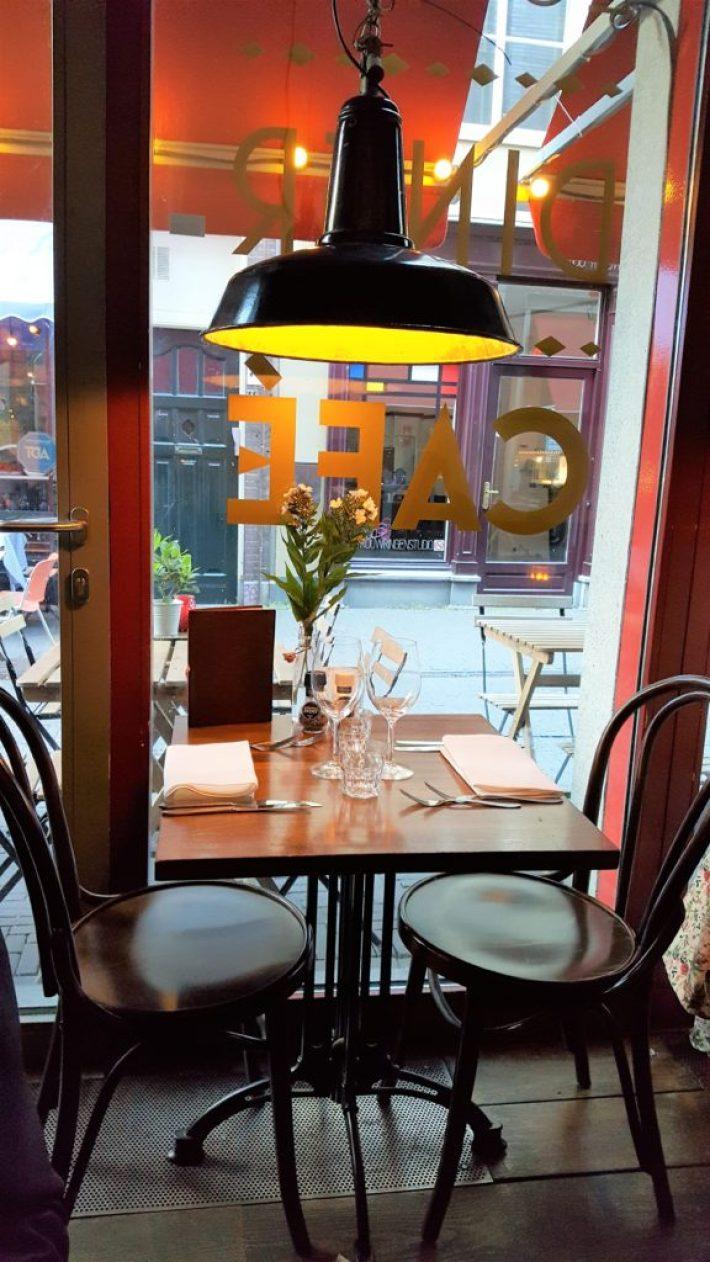 leuke restaurants in Den Haag: bistro bar de twee heeren