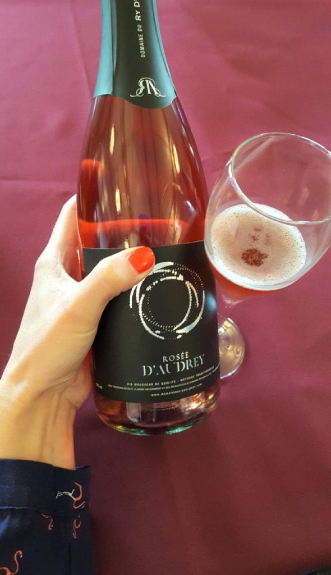 Belgische wijn: Rose bubbels